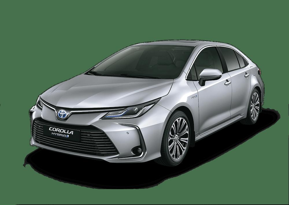 Hybrid Full Plata Metalico